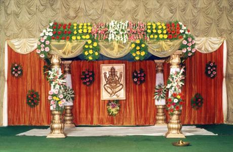 gate decoration service - Decoration